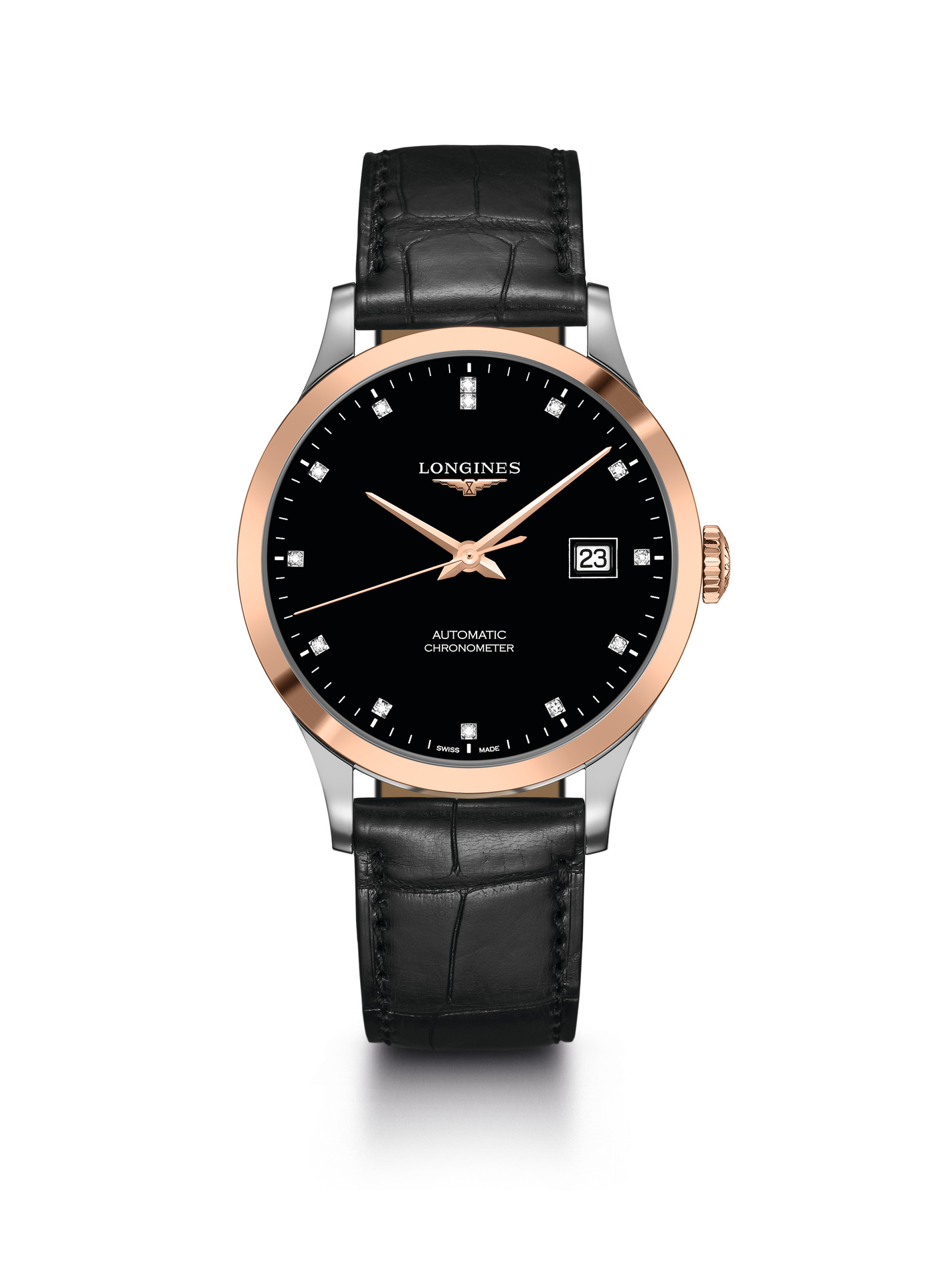 Longines Record Watch 9