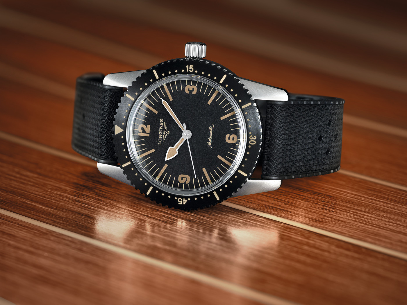 Longines The Longines Skin Diver Watch Watch 10