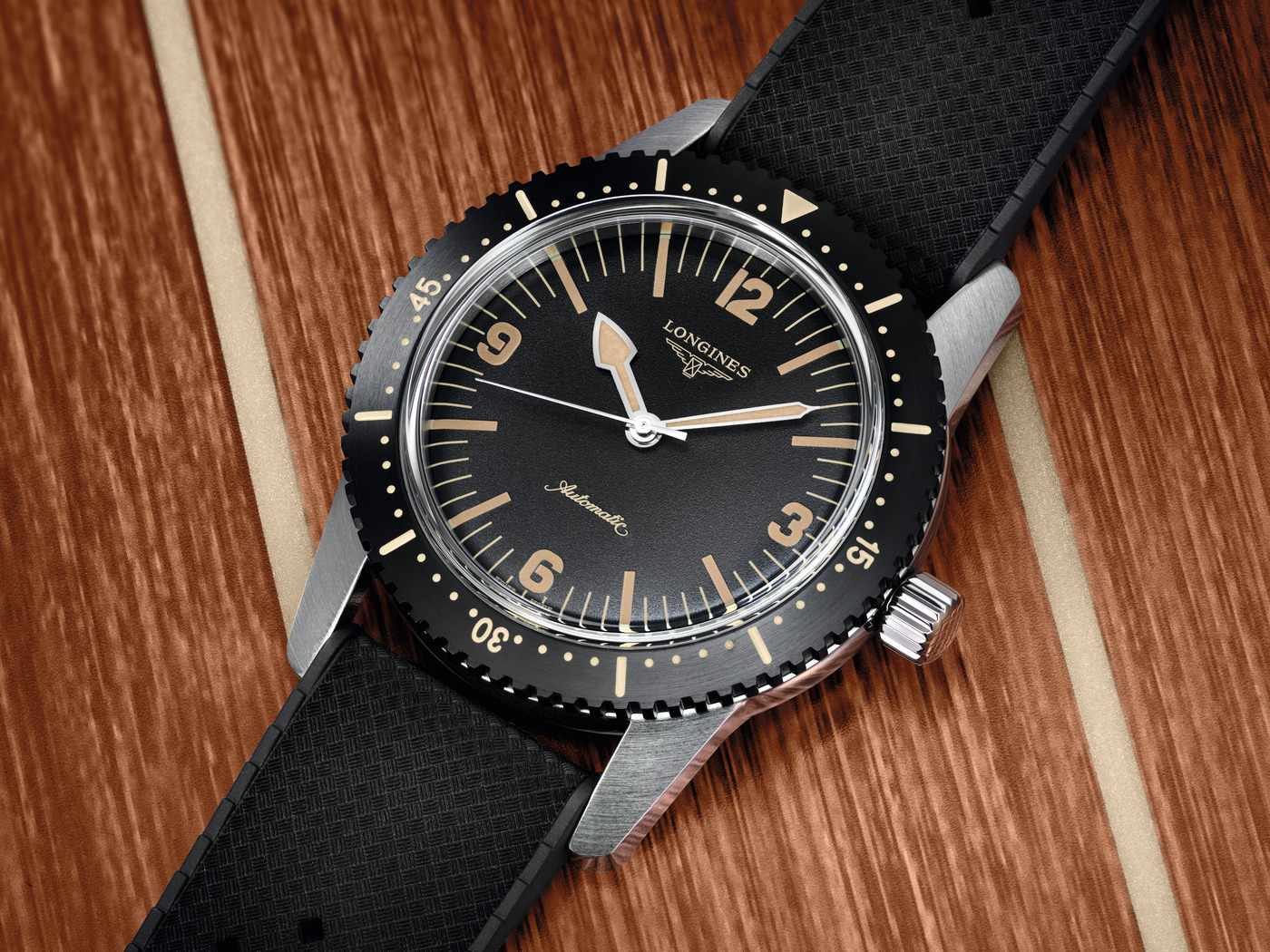 Longines The Longines Skin Diver Watch Watch 11