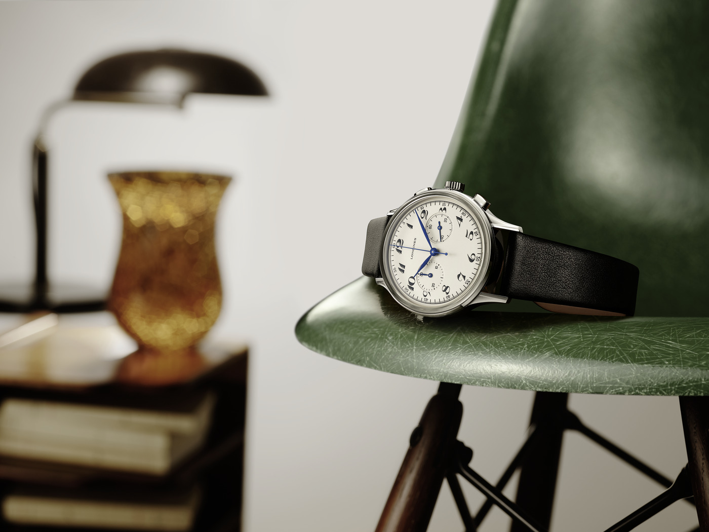 Longines The Longines Heritage Classic Chronograph 1946 Watch 3