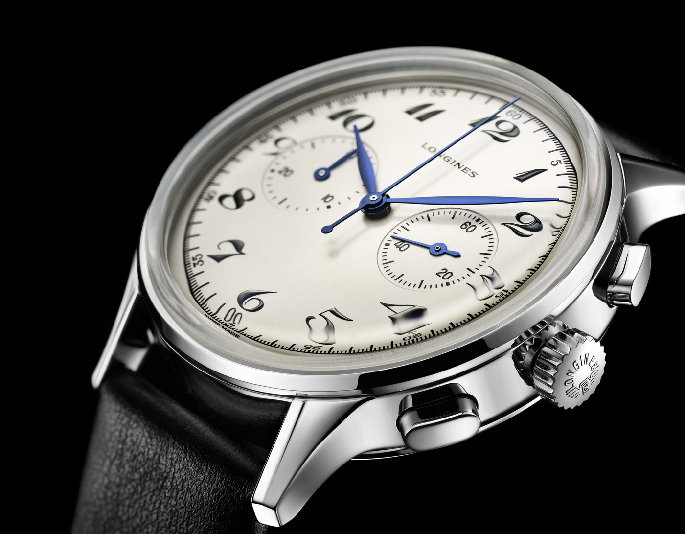 Longines The Longines Heritage Classic Chronograph 1946 Watch 2