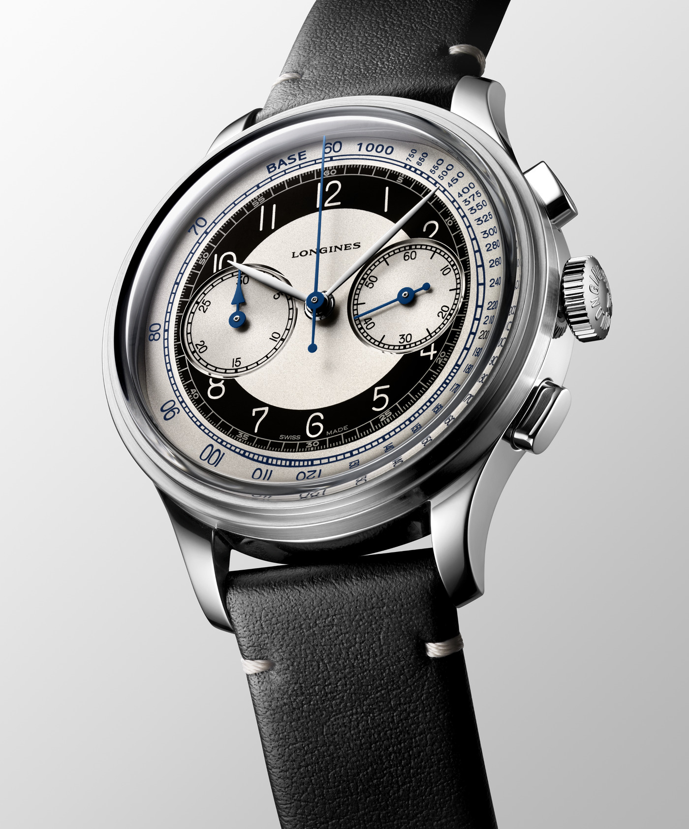 Longines The Longines Heritage Classic - Tuxedo  Watch 2