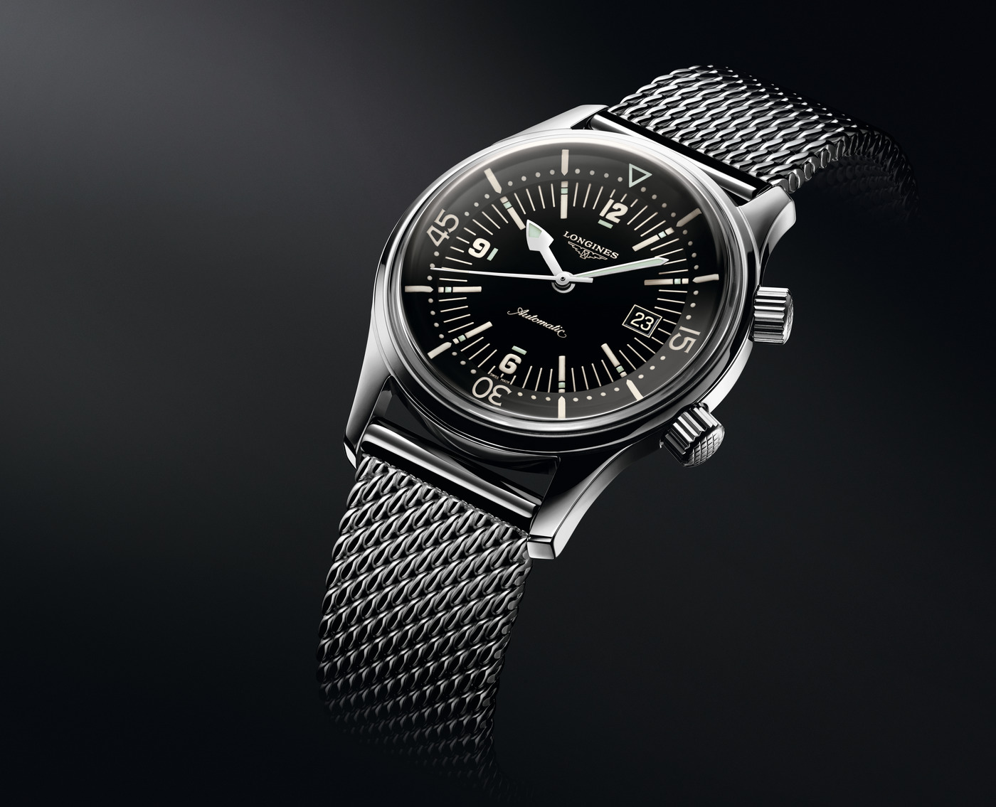 Longines The Longines Legend Diver Watch Watch 1