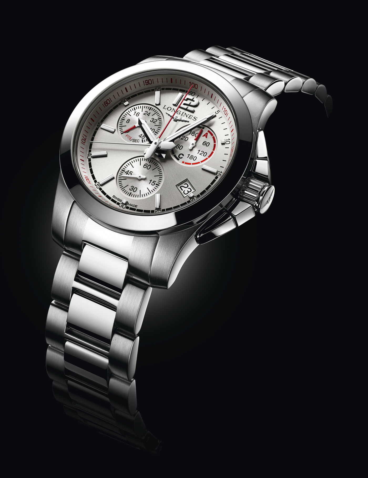 Longines Conquest Jumping  Watch 3