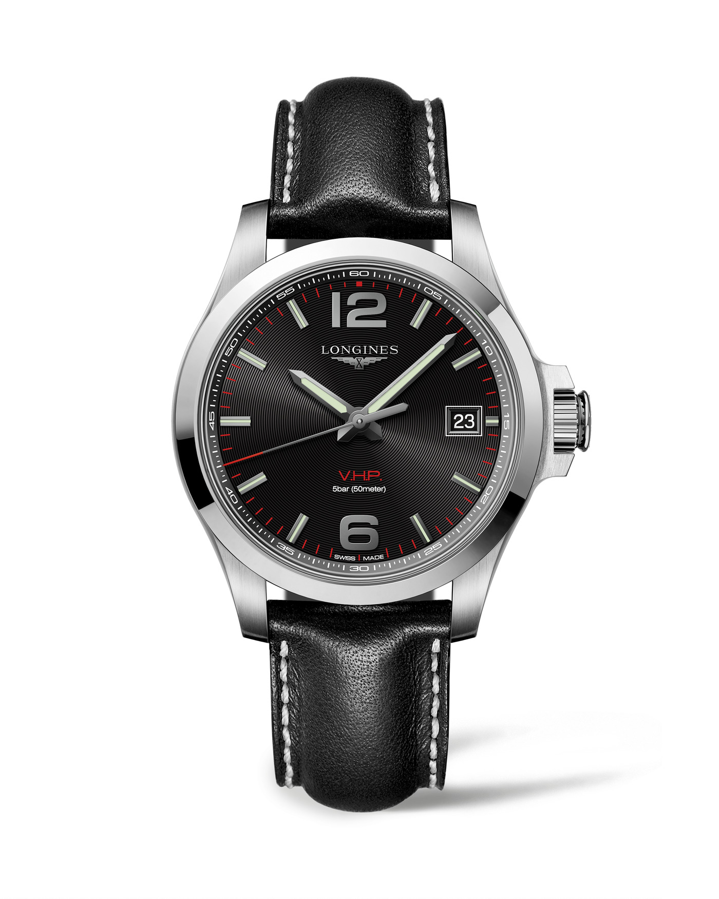 Longines Conquest V.H.P. Watch 10