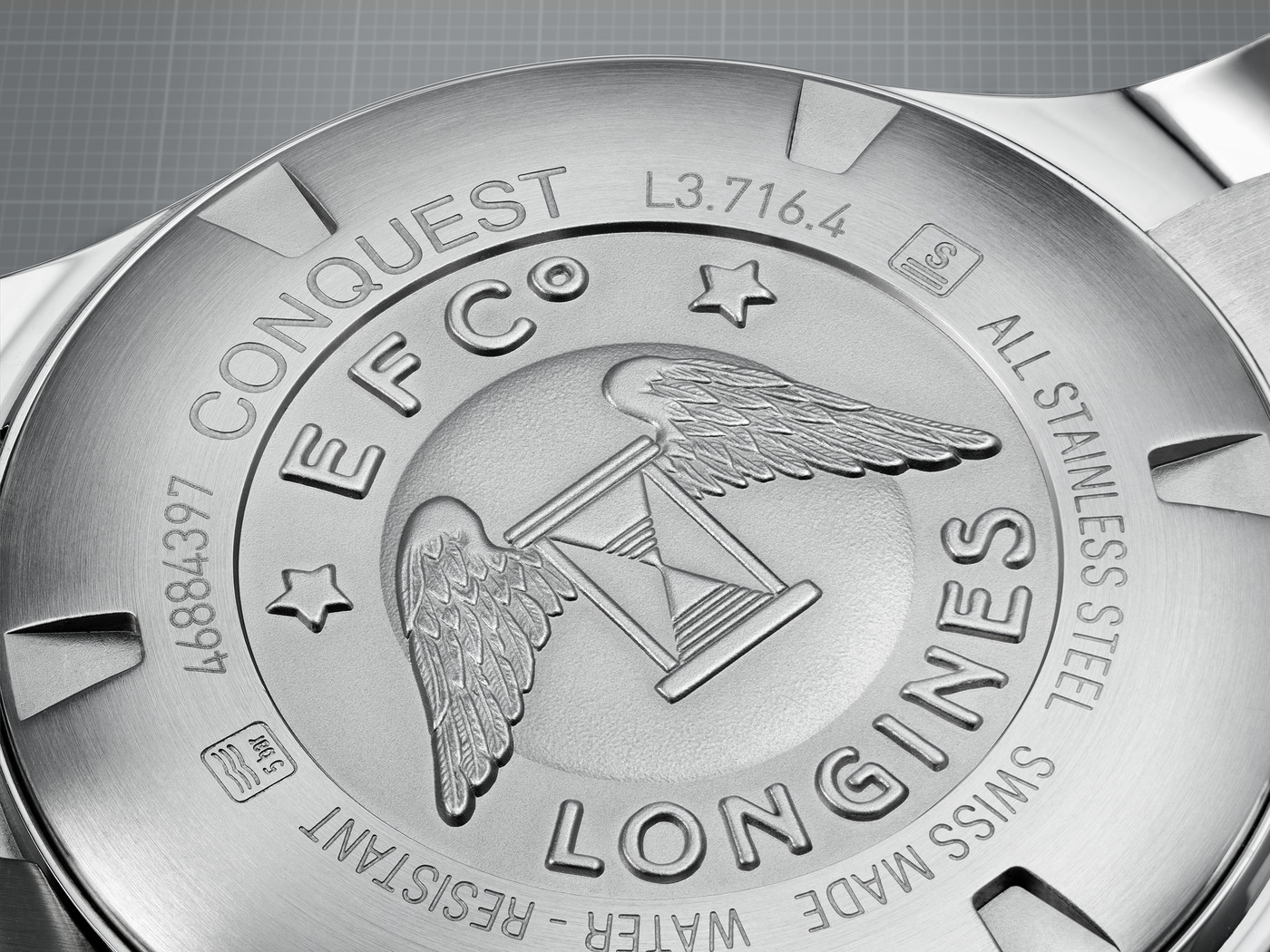 Longines Conquest V.H.P Watch 11