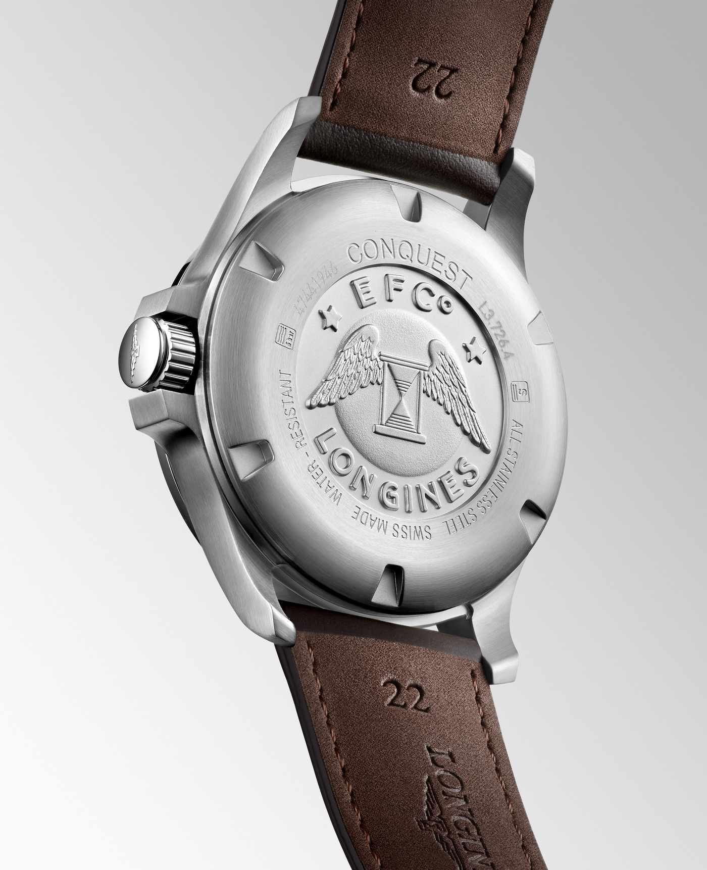 Longines Conquest V.H.P. Watch 7