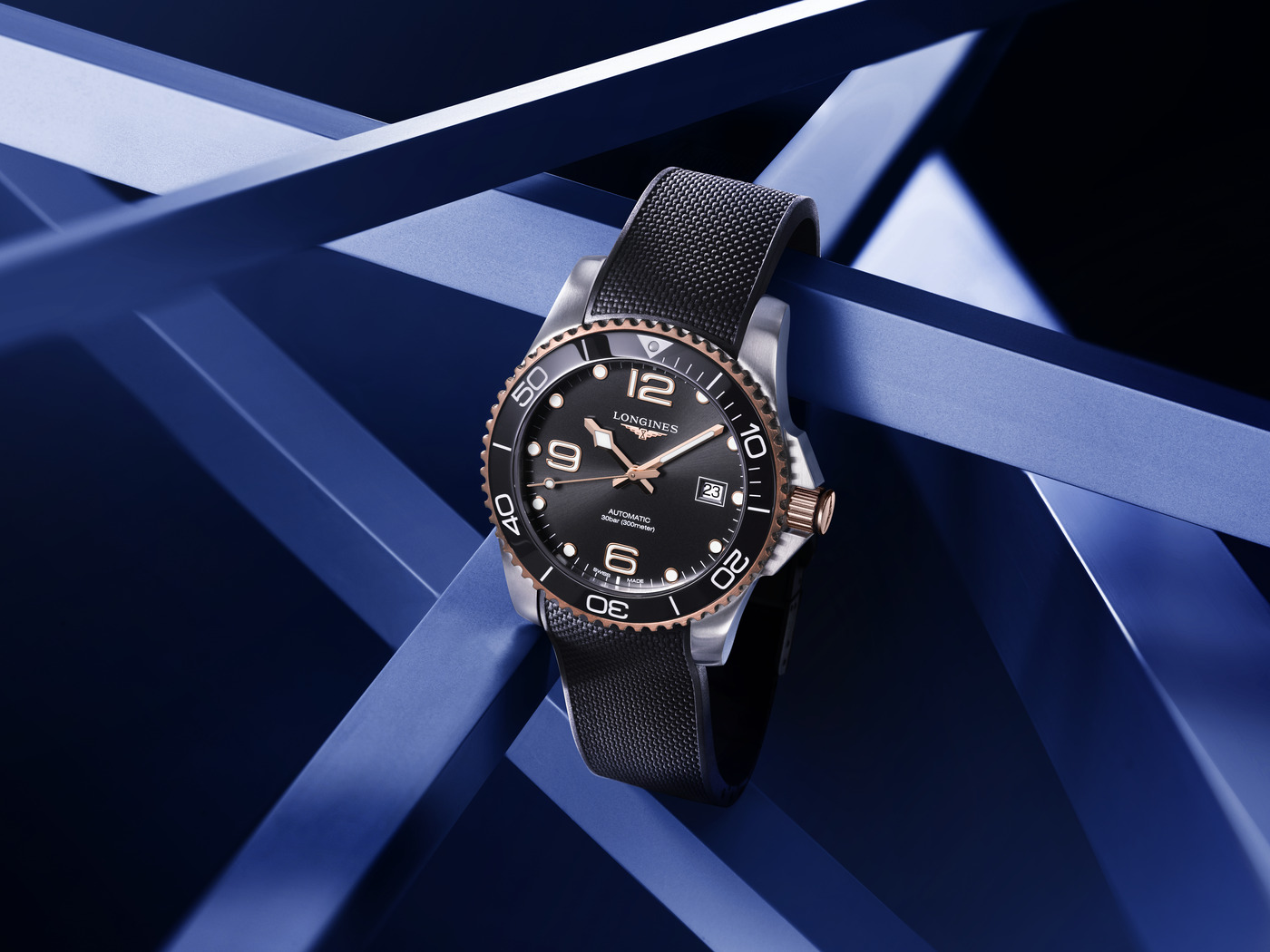 Longines HydroConquest Watch 22