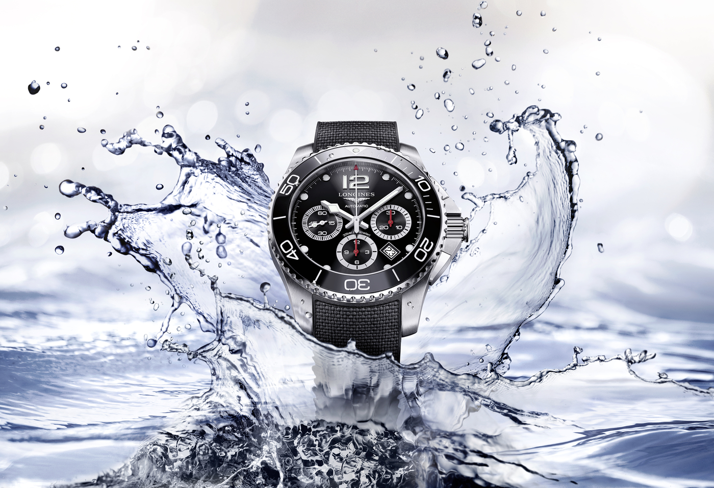 Longines HydroConquest Watch 1