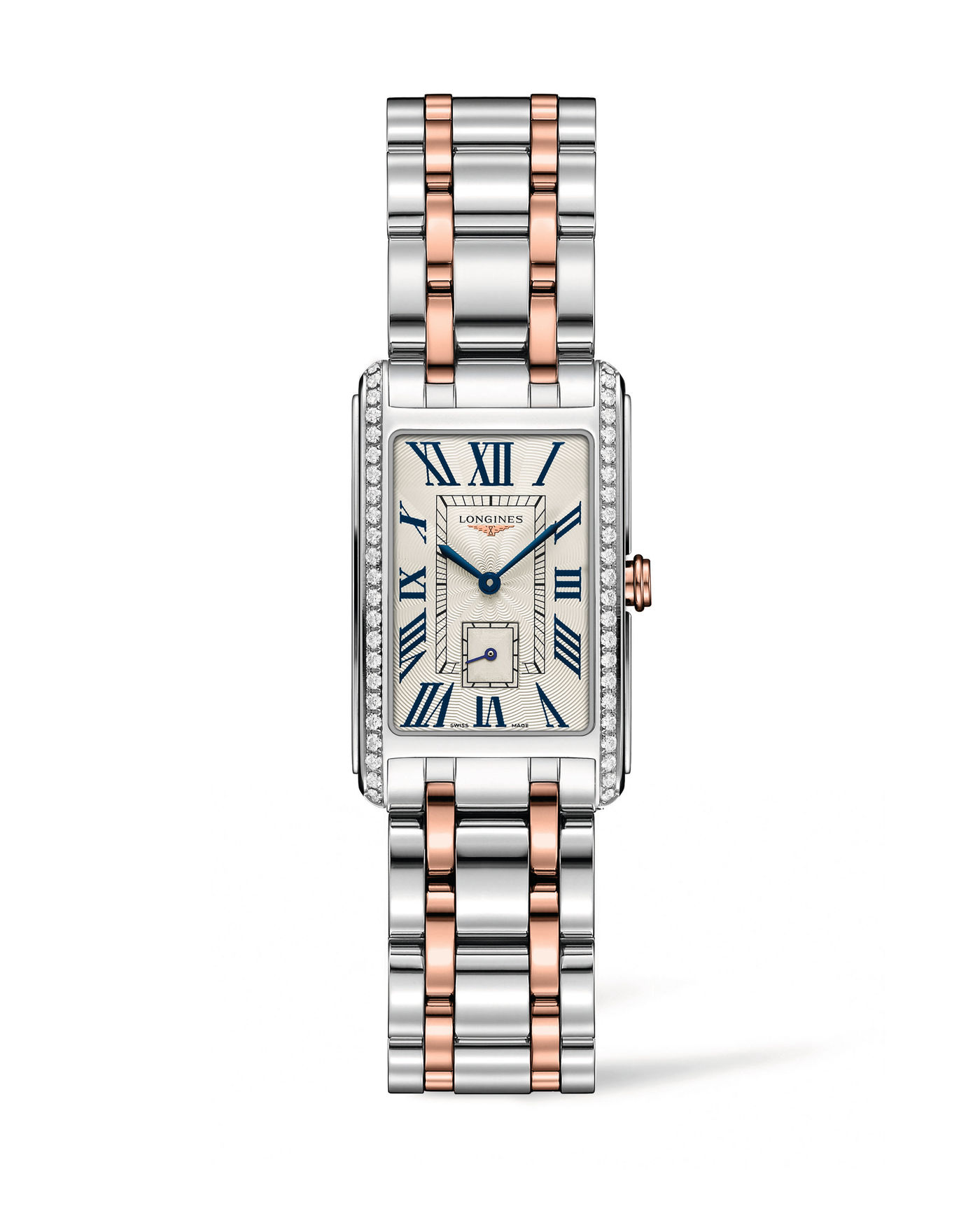 Longines Longines DolceVita steel and gold Watch 1