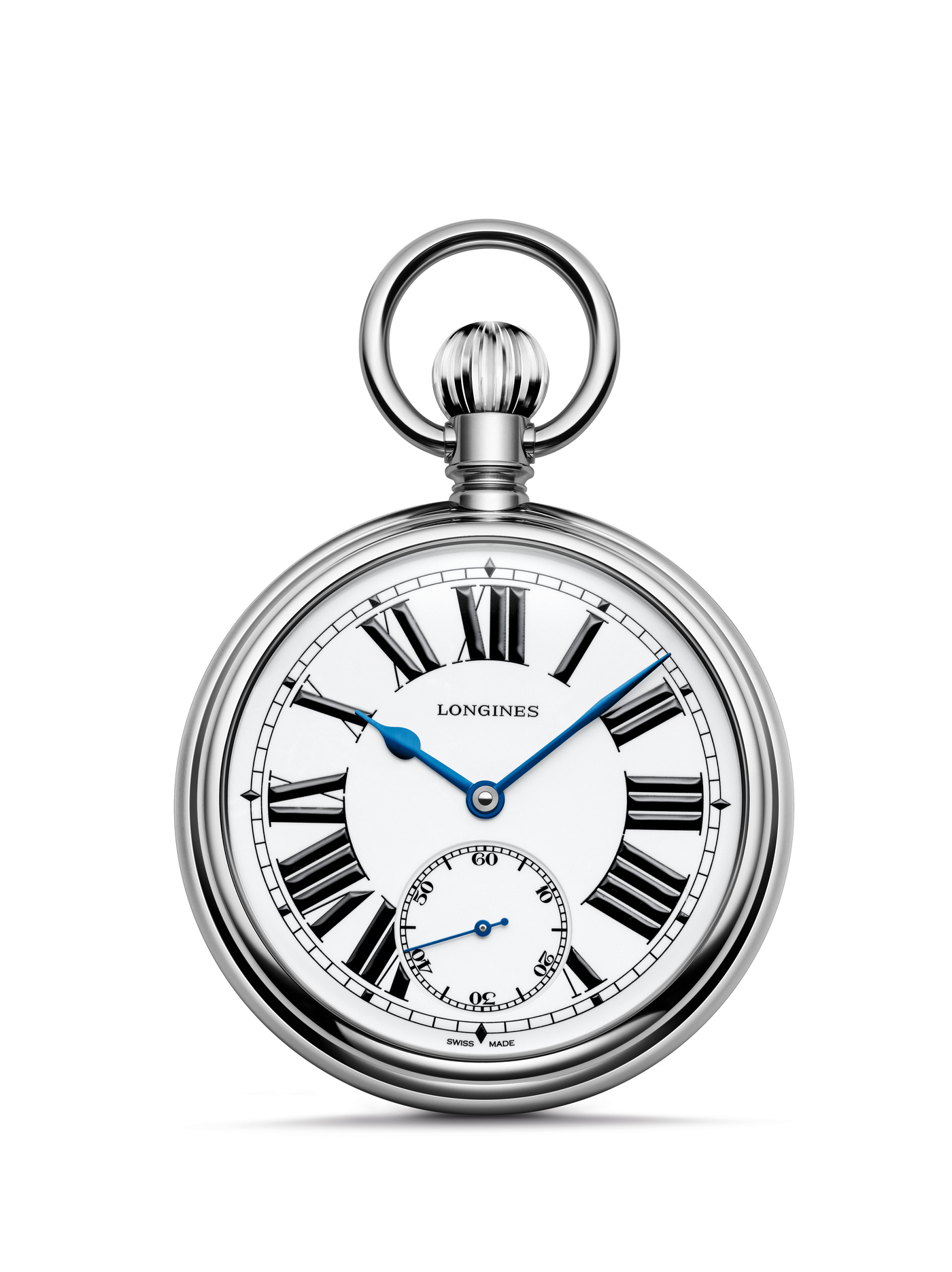 Longines The Longines RailRoad Pocket Watch Watch 3