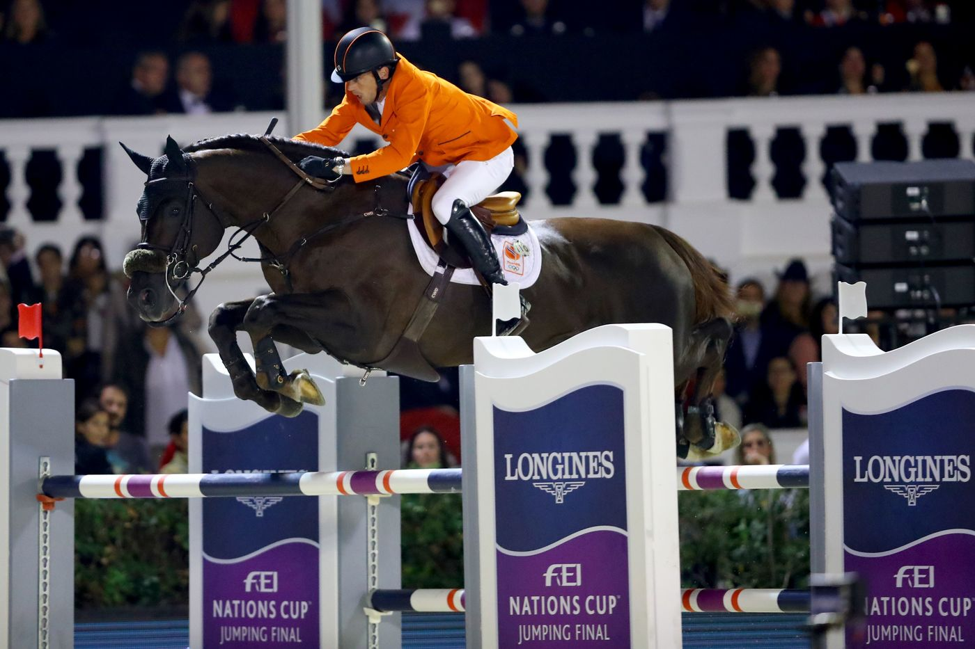 Longines Show Jumping Event: Team Netherlands claimed victory at the Longines FEI Nations Cup™ Jumping Final in Barcelona  1