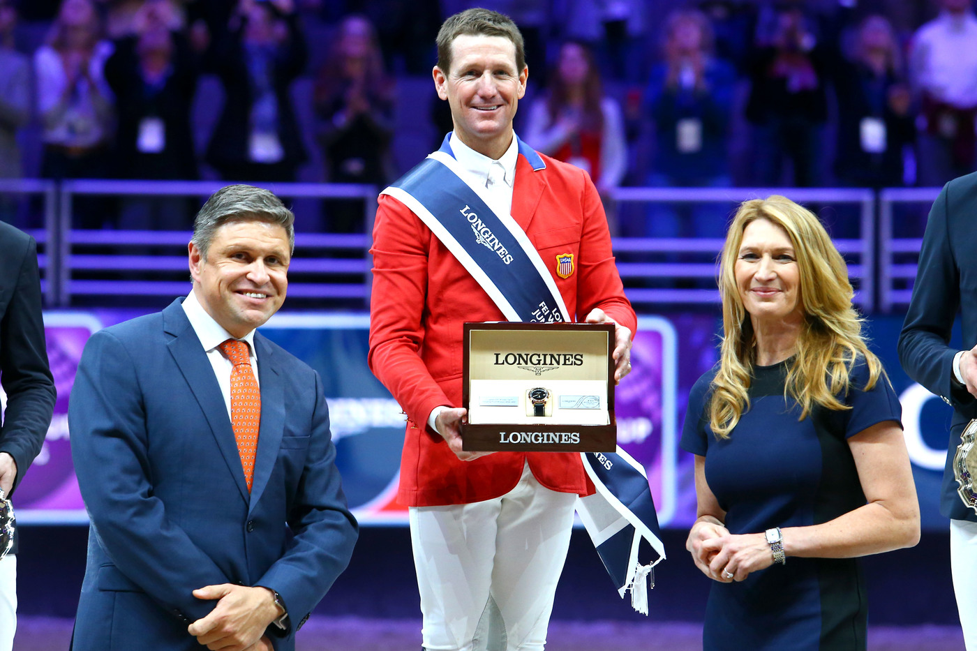 Longines Show Jumping Event: McLain Ward and HH Azur are the indisputable Champions of the Longines FEI World Cup™ Jumping 2017 7