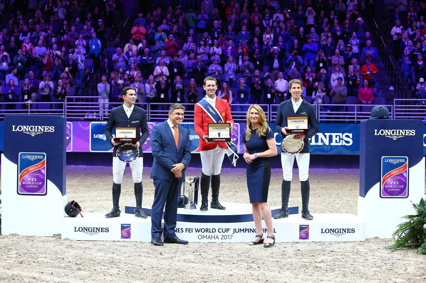 Longines Show Jumping Event: McLain Ward and HH Azur are the indisputable Champions of the Longines FEI World Cup™ Jumping 2017 5