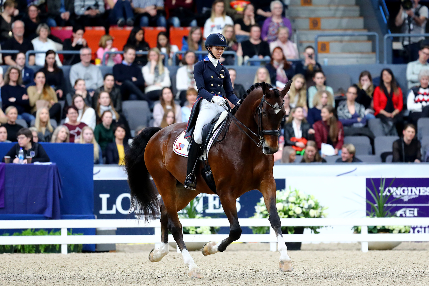 Longines Show Jumping Event: Steve Guerdat and Alamo took brilliant victory at the 2019 Longines FEI Jumping World CupTM Final 2