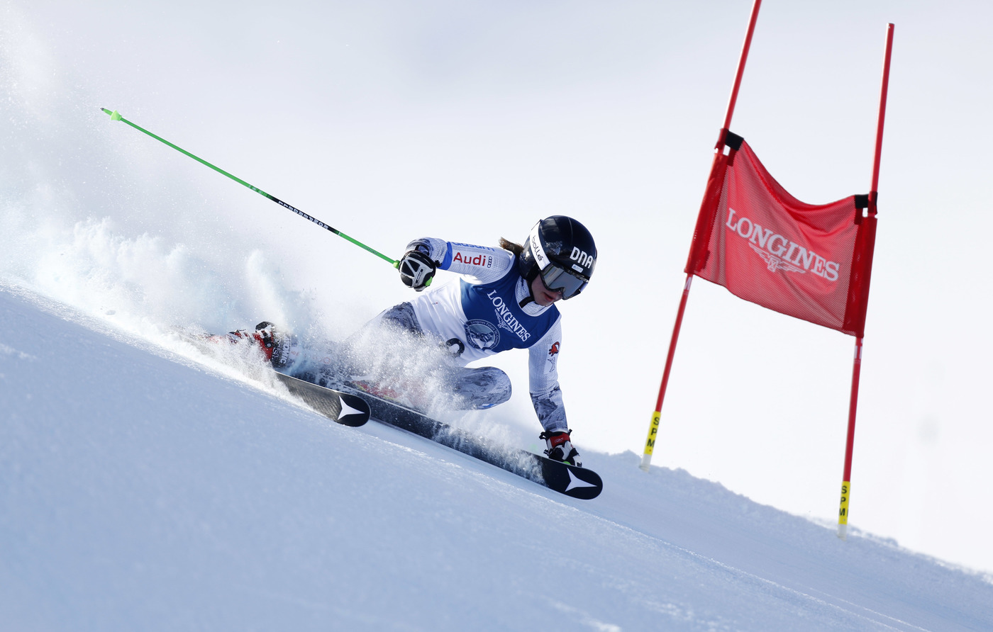 Longines Alpine Skiing Event: LONGINES FUTURE SKI CHAMPIONS - THE BEST YOUNG FEMALE SKIERS 16