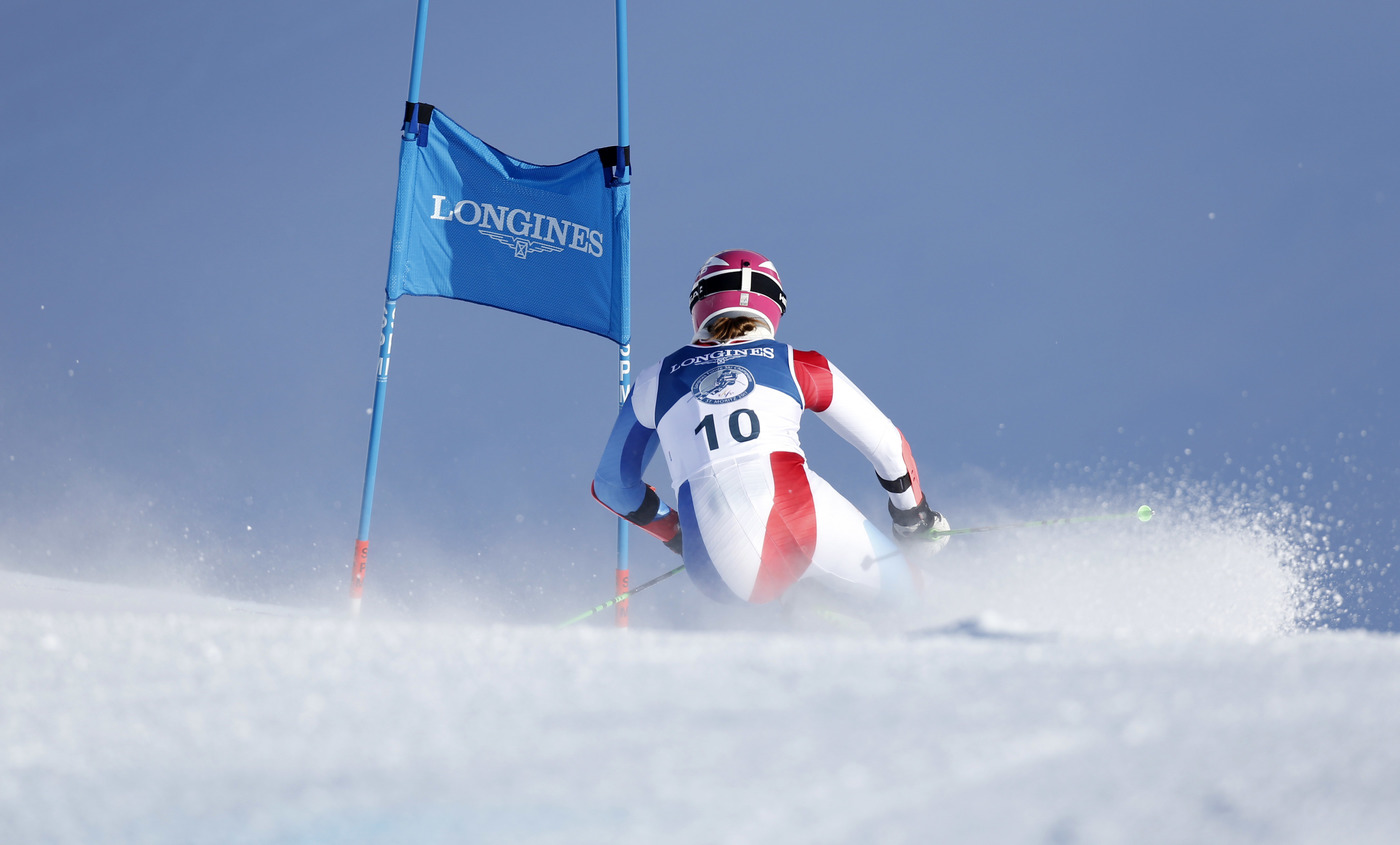 Longines Alpine Skiing Event: LONGINES FUTURE SKI CHAMPIONS - THE BEST YOUNG FEMALE SKIERS 17