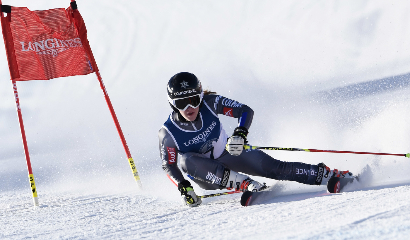 Longines Alpine Skiing Event: LONGINES FUTURE SKI CHAMPIONS - THE BEST YOUNG FEMALE SKIERS 13