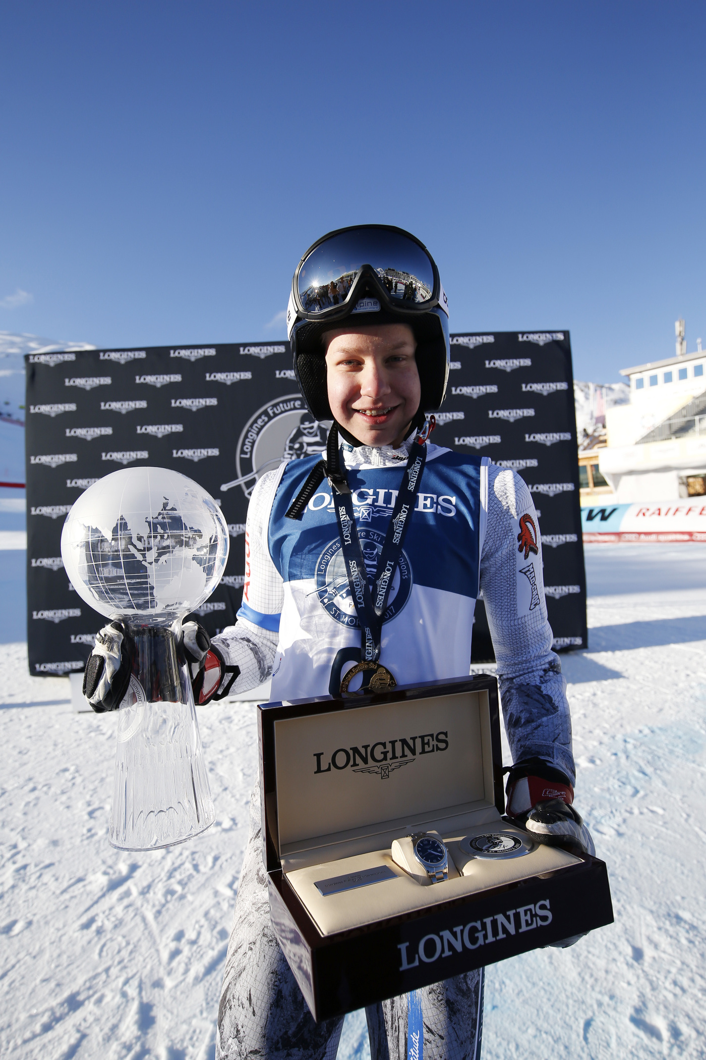 Longines Alpine Skiing Event: LONGINES FUTURE SKI CHAMPIONS - THE BEST YOUNG FEMALE SKIERS 29