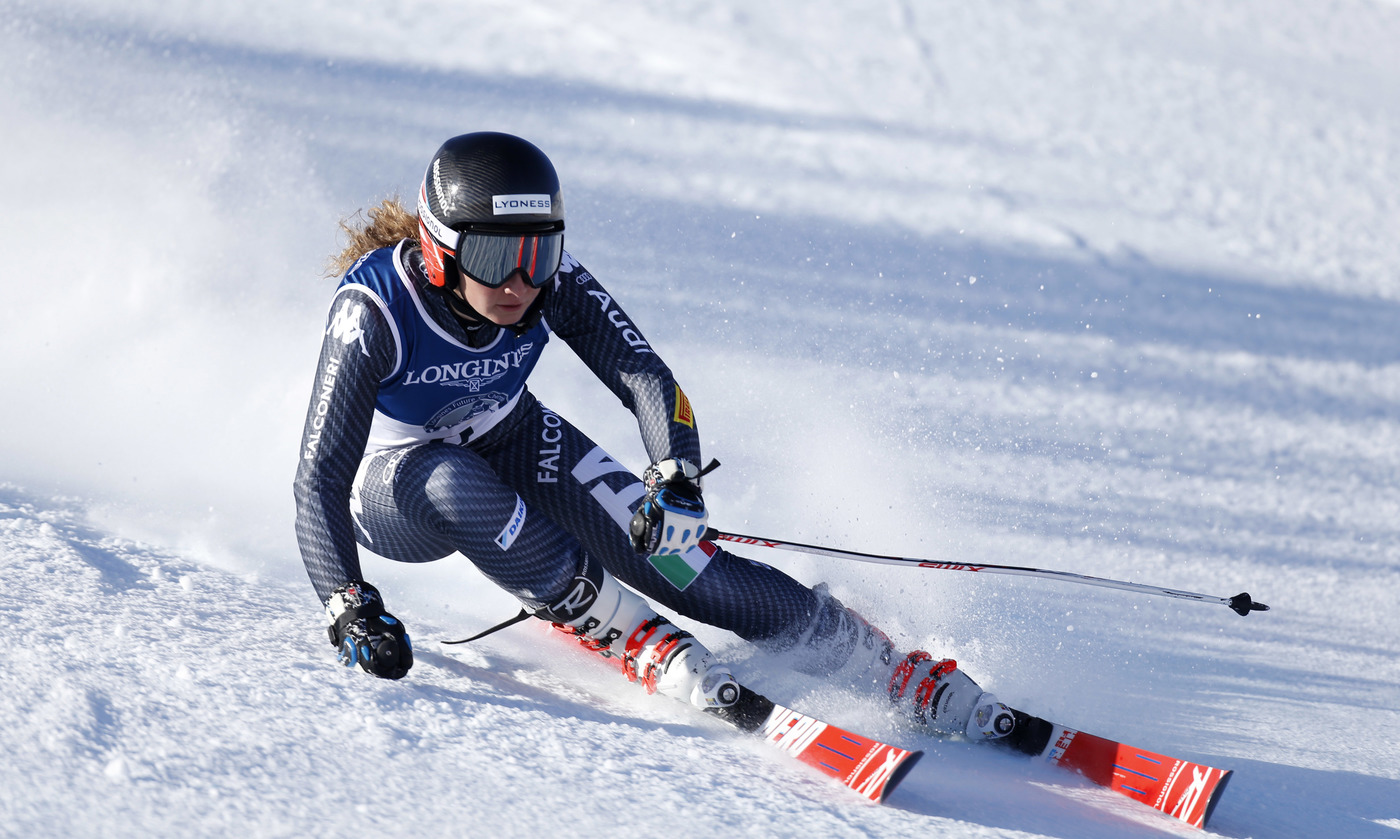 Longines Alpine Skiing Event: LONGINES FUTURE SKI CHAMPIONS - THE BEST YOUNG FEMALE SKIERS 11
