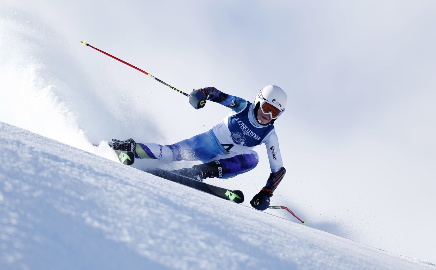 Longines Alpine Skiing Event: LONGINES FUTURE SKI CHAMPIONS - THE BEST YOUNG FEMALE SKIERS 10