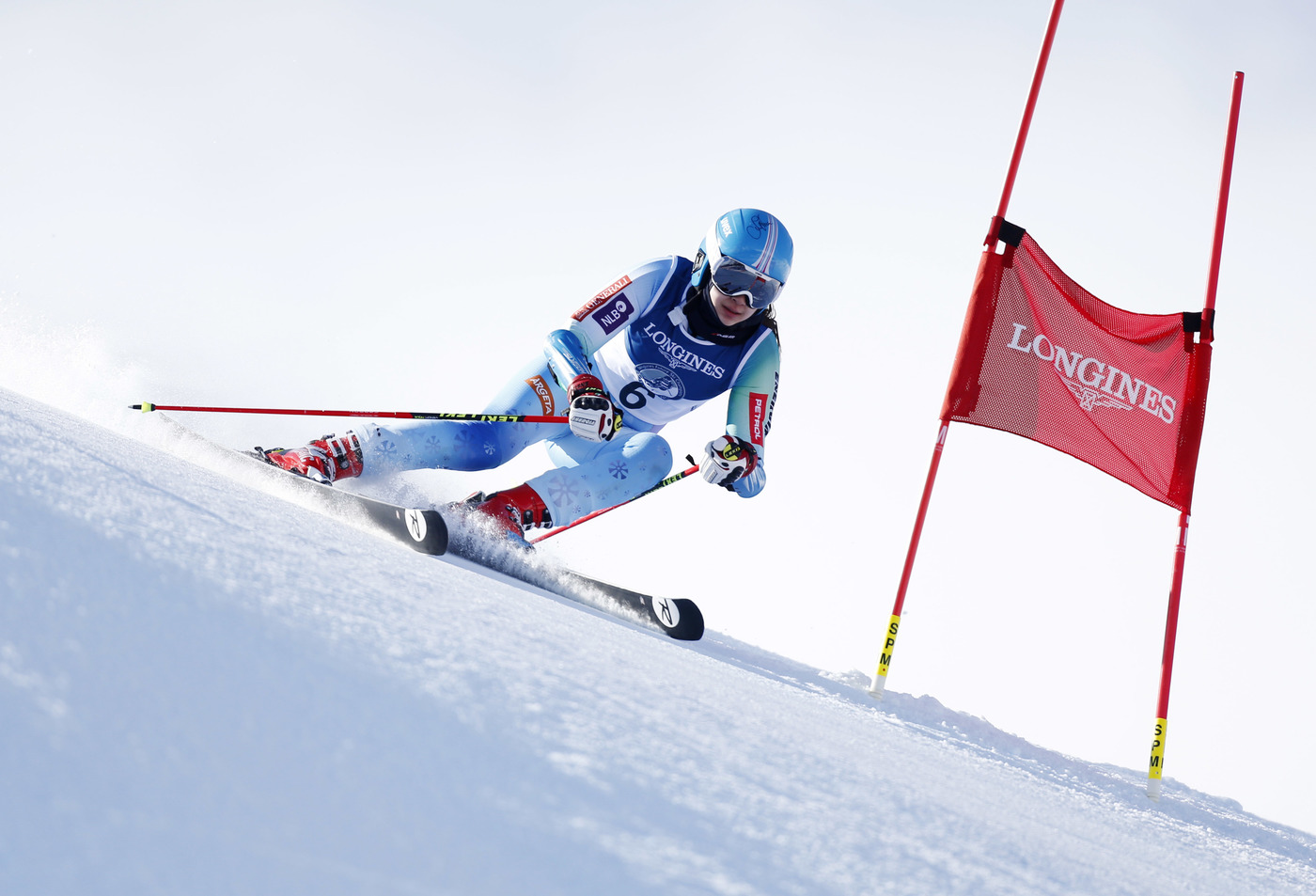 Longines Alpine Skiing Event: LONGINES FUTURE SKI CHAMPIONS - THE BEST YOUNG FEMALE SKIERS 8