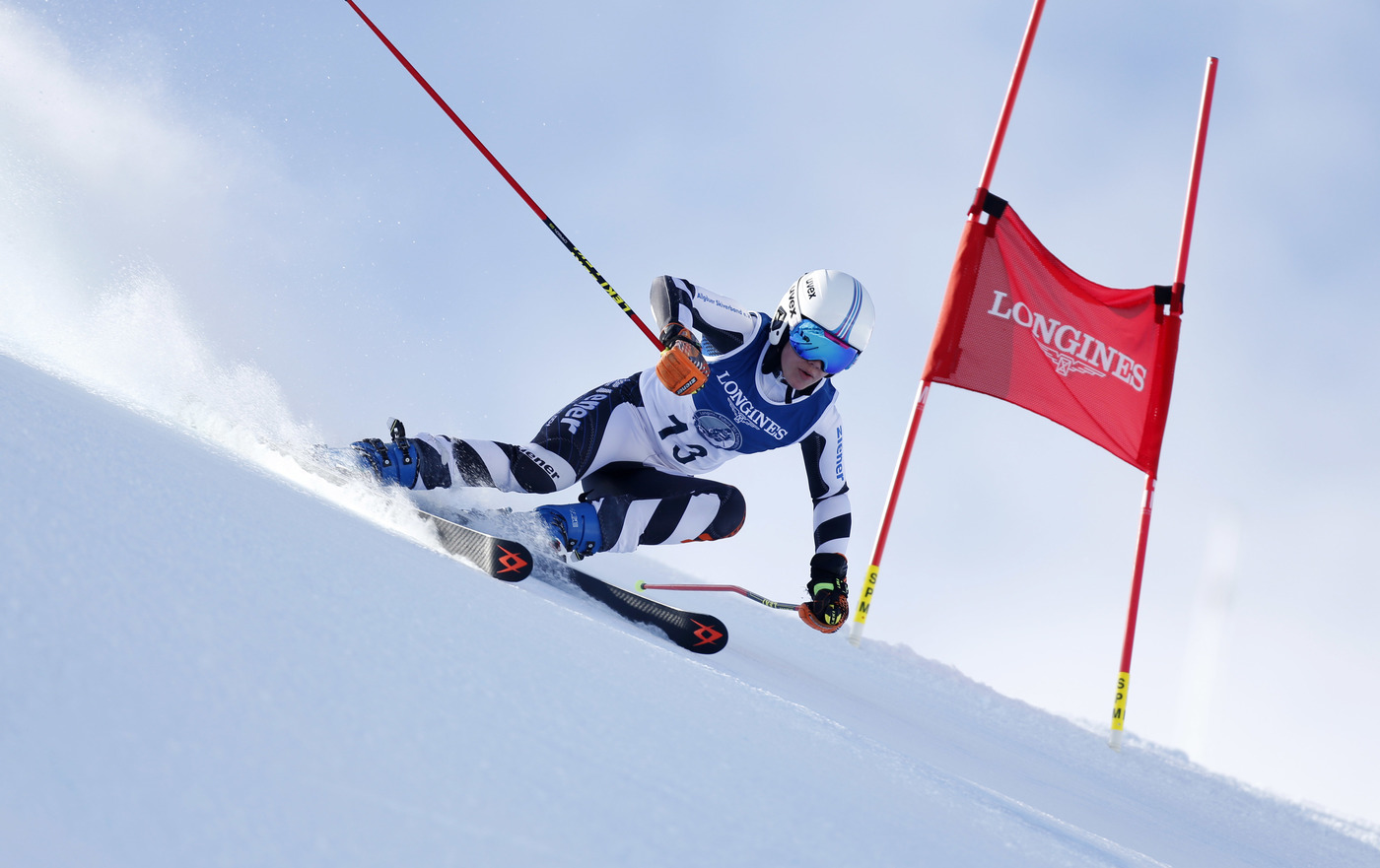Longines Alpine Skiing Event: LONGINES FUTURE SKI CHAMPIONS - THE BEST YOUNG FEMALE SKIERS 7