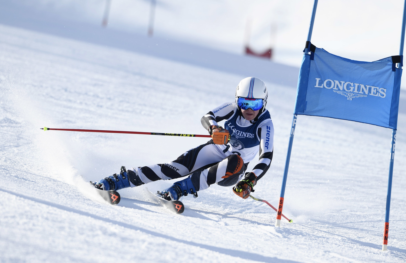 Longines Alpine Skiing Event: LONGINES FUTURE SKI CHAMPIONS - THE BEST YOUNG FEMALE SKIERS 5