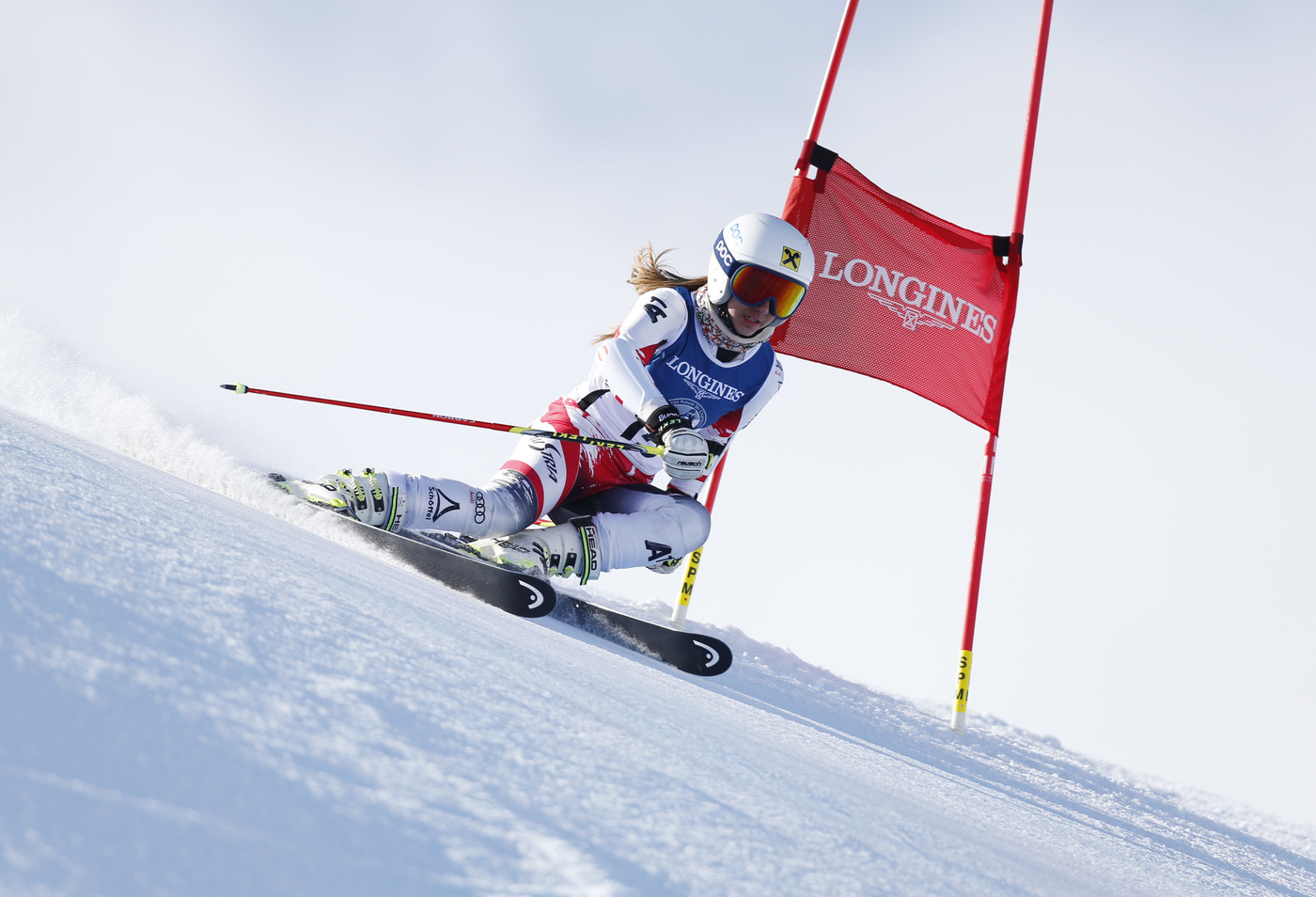 Longines Alpine Skiing Event: LONGINES FUTURE SKI CHAMPIONS - THE BEST YOUNG FEMALE SKIERS 4