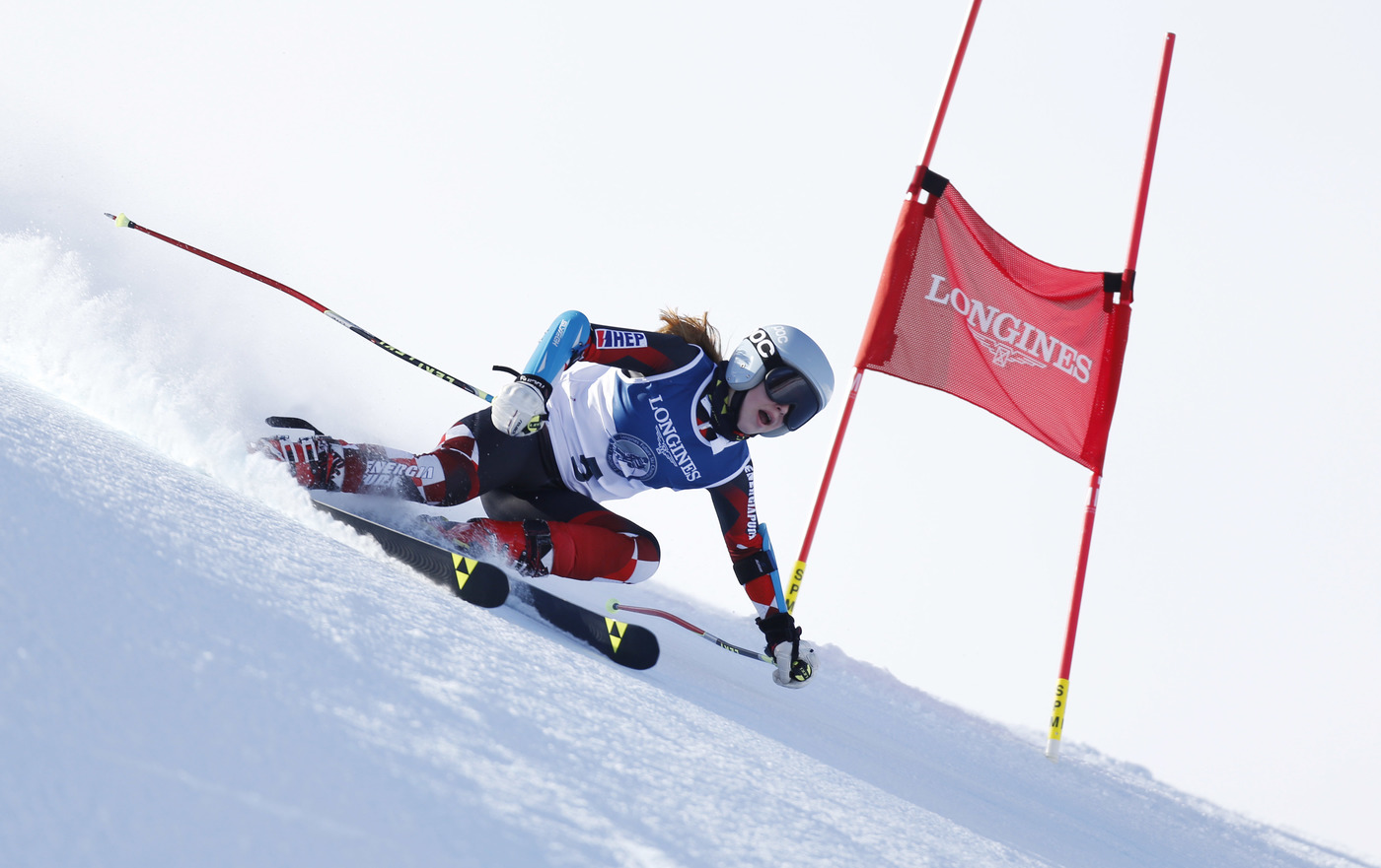 Longines Alpine Skiing Event: LONGINES FUTURE SKI CHAMPIONS - THE BEST YOUNG FEMALE SKIERS 3