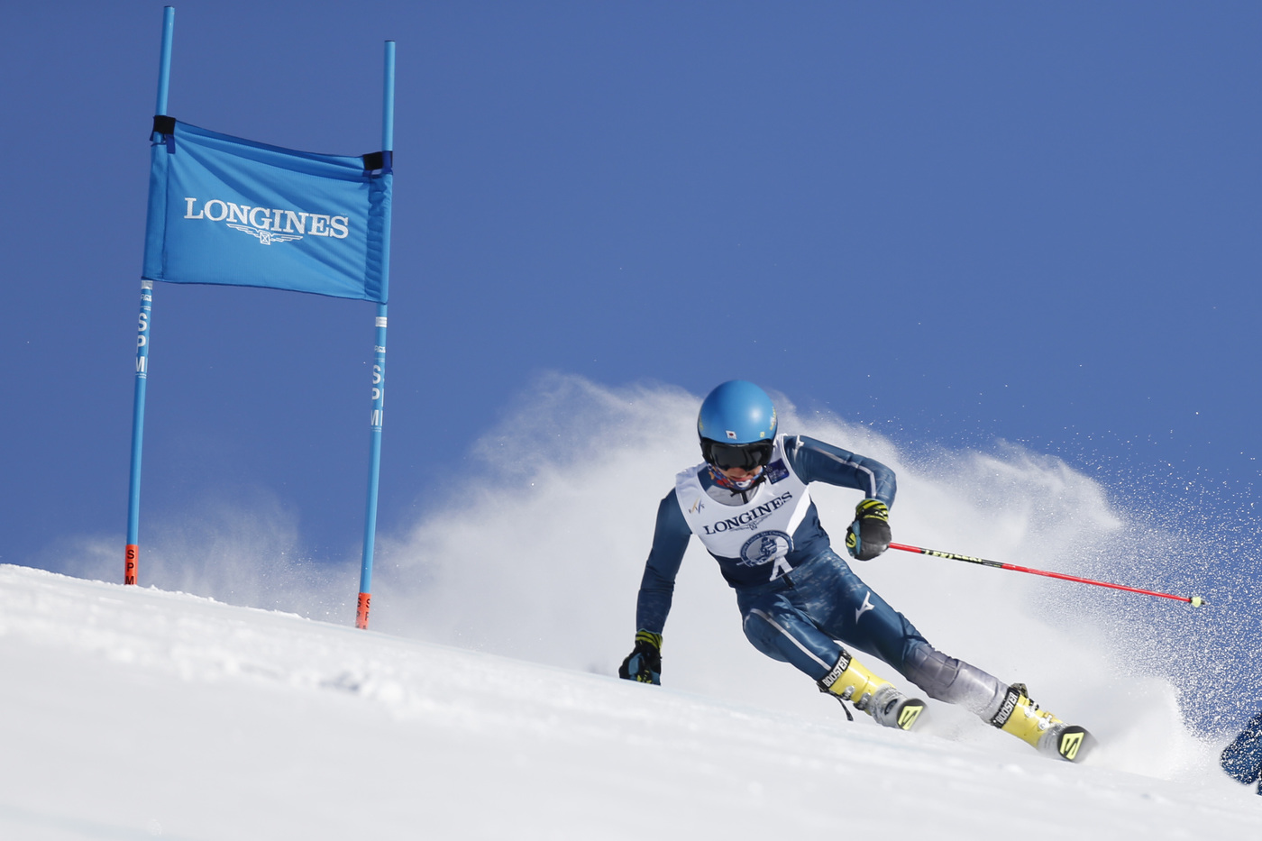 Longines Alpine Skiing Event: Longines Future Ski Champions : The best international young skiers faced off during the FIS Alpine World Cup Finals   13