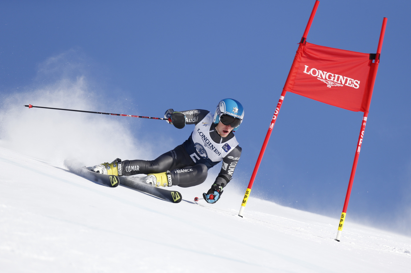 Longines Alpine Skiing Event: Longines Future Ski Champions : The best international young skiers faced off during the FIS Alpine World Cup Finals   18