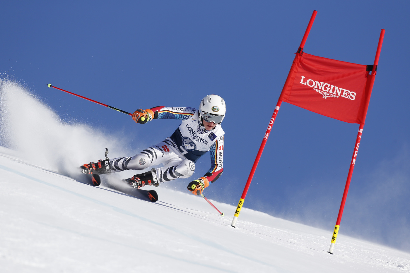 Longines Alpine Skiing Event: Longines Future Ski Champions : The best international young skiers faced off during the FIS Alpine World Cup Finals   16