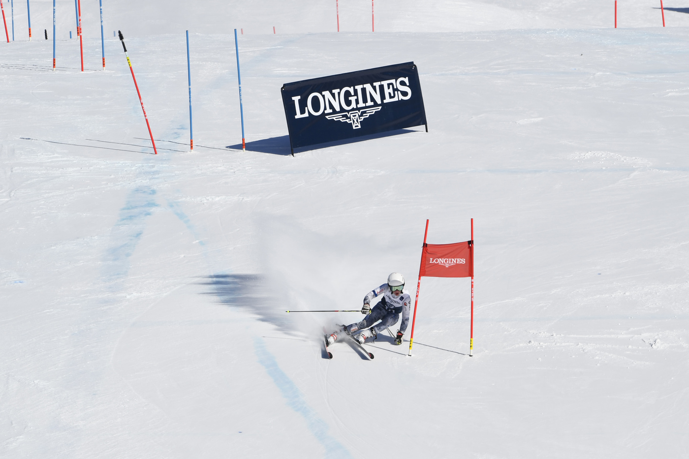 Longines Alpine Skiing Event: Longines Future Ski Champions : The best international young skiers faced off during the FIS Alpine World Cup Finals   24
