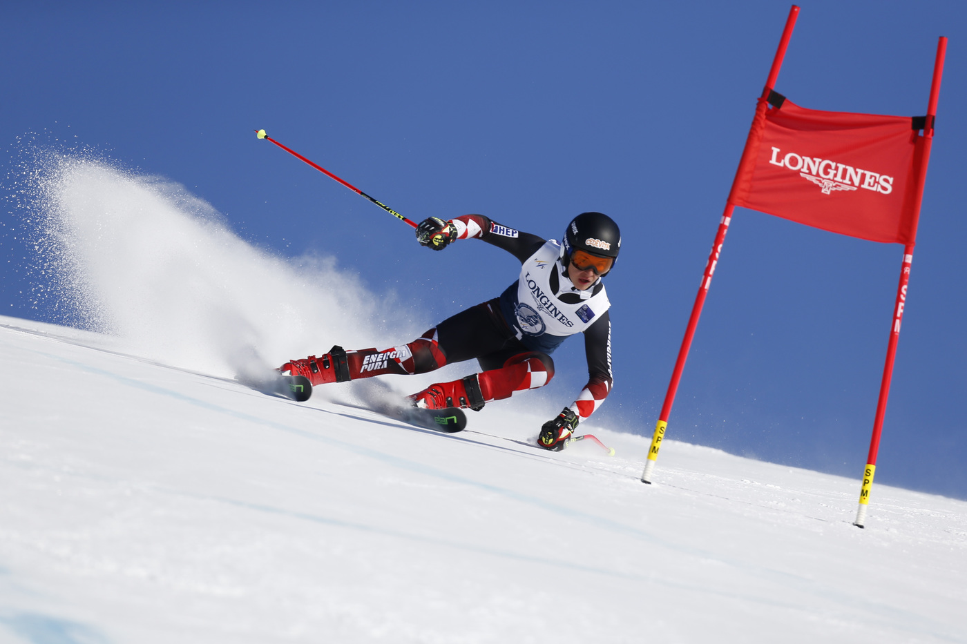 Longines Alpine Skiing Event: Longines Future Ski Champions : The best international young skiers faced off during the FIS Alpine World Cup Finals   11