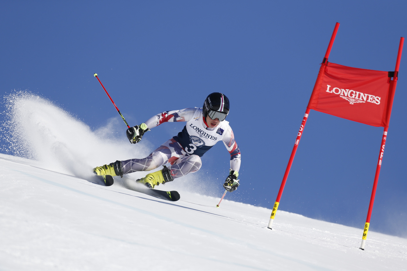 Longines Alpine Skiing Event: Longines Future Ski Champions : The best international young skiers faced off during the FIS Alpine World Cup Finals   15