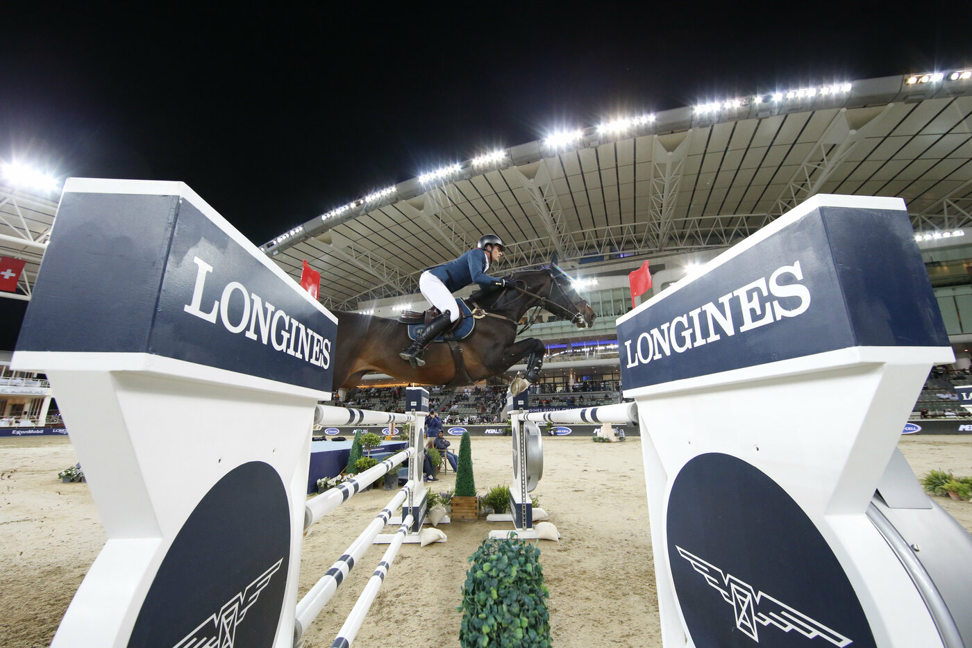 Longines Show Jumping Event: Launch of the brand new season of the Longines Global Champions Tour in Doha 3