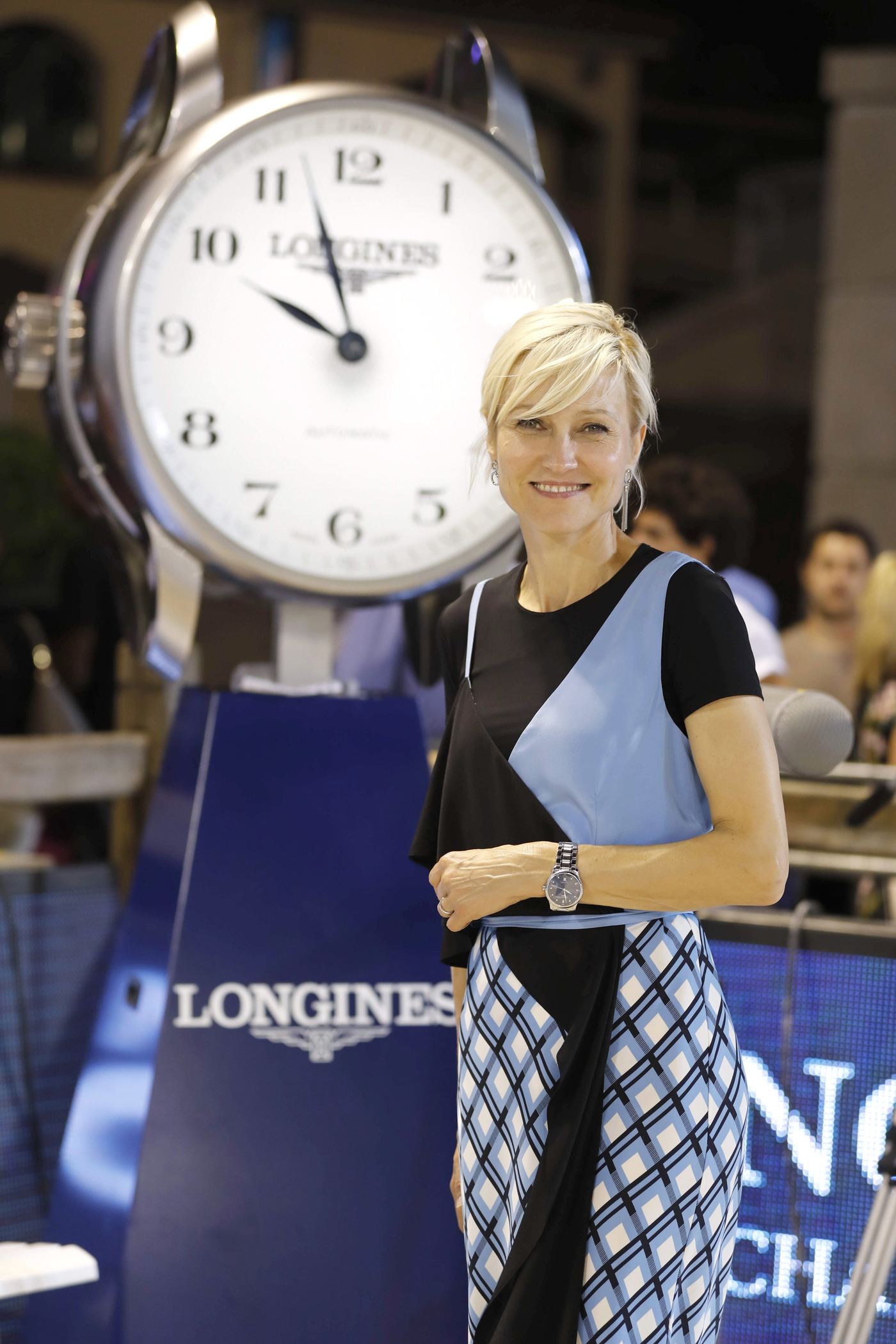 Longines Show Jumping Event: The riders of the Longines Global Champions Tour competed in the magnificent Monaco harbour 2