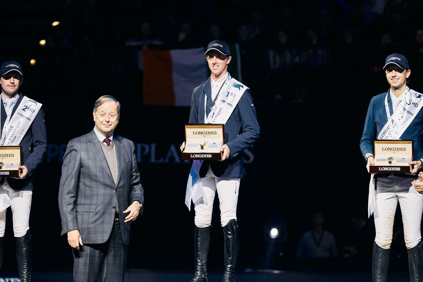 Longines Show Jumping Event: Mind-blowing victory of Ben Maher who becomes the champion of the Longines Global Champions Tour Super Grand Prix 5