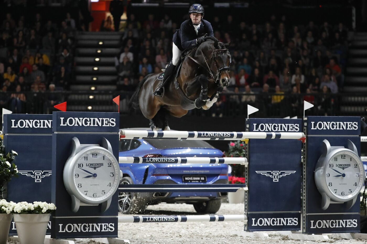 Longines Show Jumping Event: Mind-blowing victory of Ben Maher who becomes the champion of the Longines Global Champions Tour Super Grand Prix 2