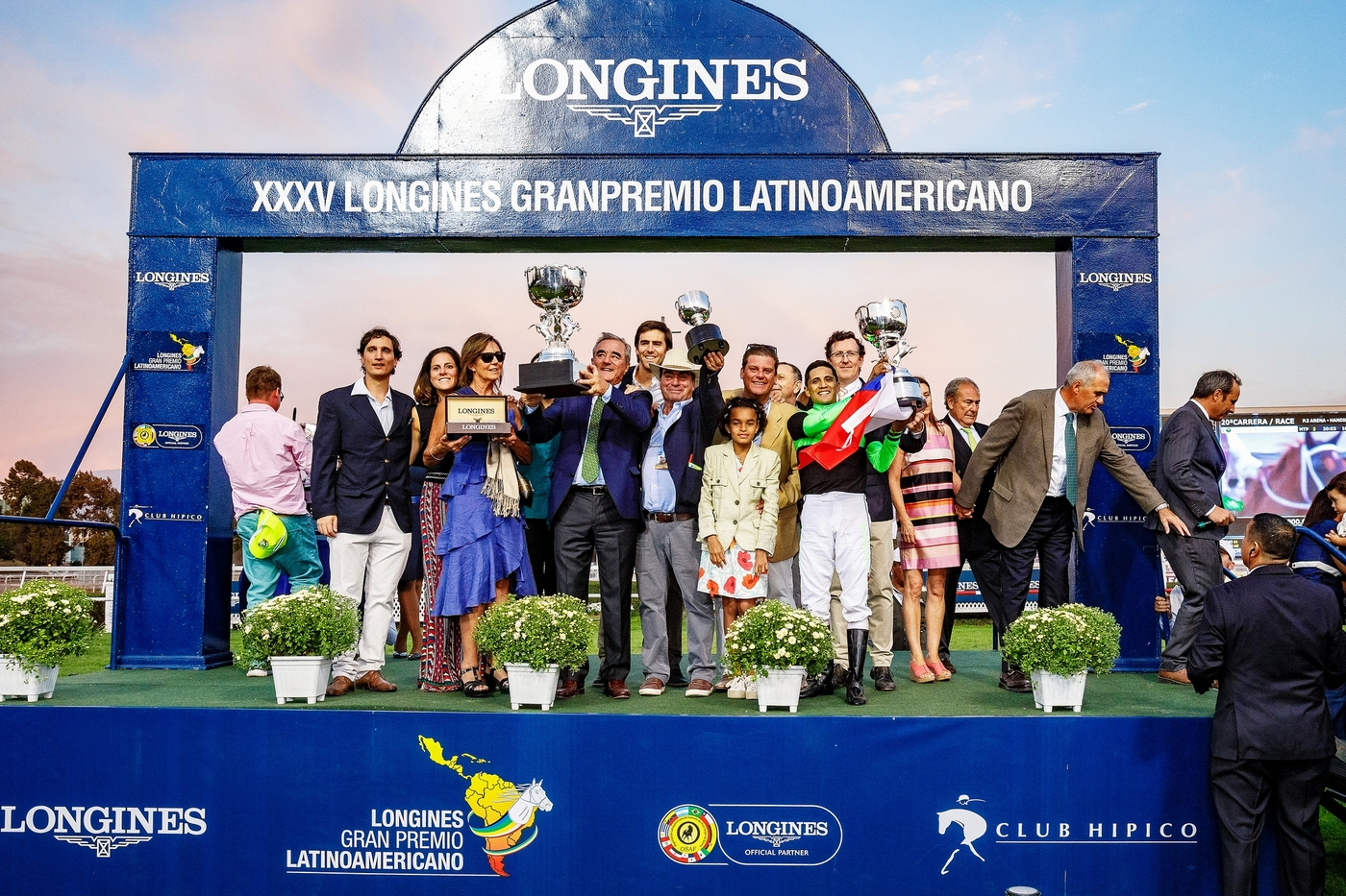 Longines Flat Racing Event: Ya Primo reigned supreme at the 2019 Longines Gran Premio Latinoamericano  3