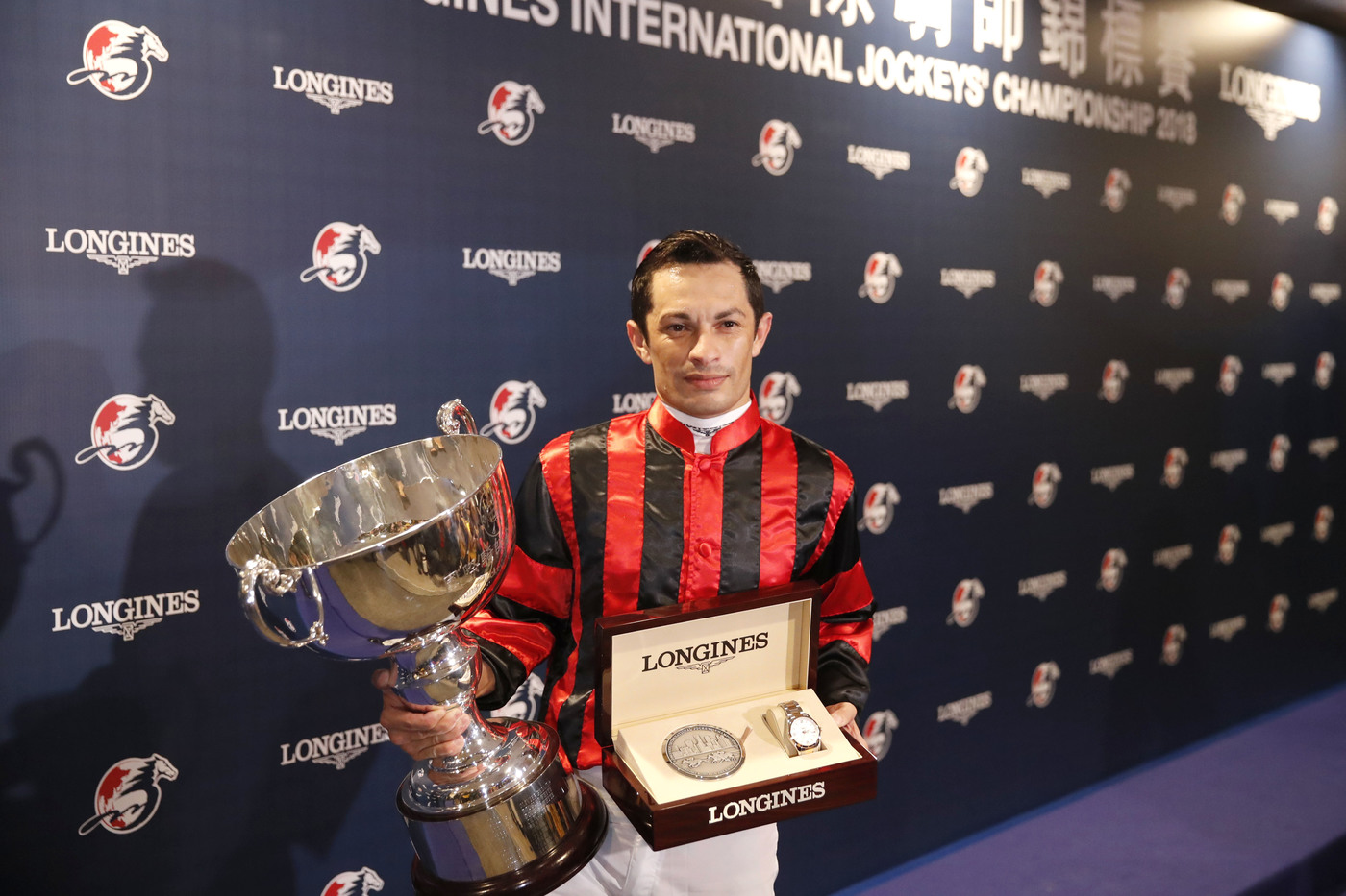 Longines Flat Racing Event: Silvestre de Sousa emerges victorious in the Longines International Jockeys' Championship in Hong Kong 5