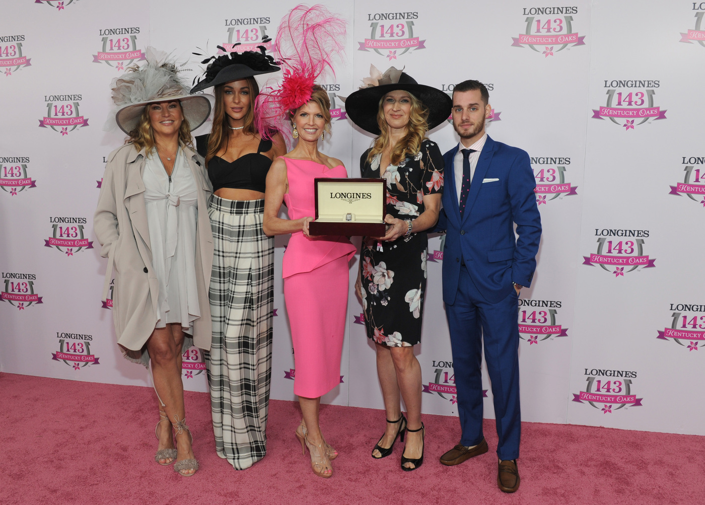 Longines Flat Racing Event: Elegance celebrated in grand style at the 143rd Longines Kentucky Oaks 5
