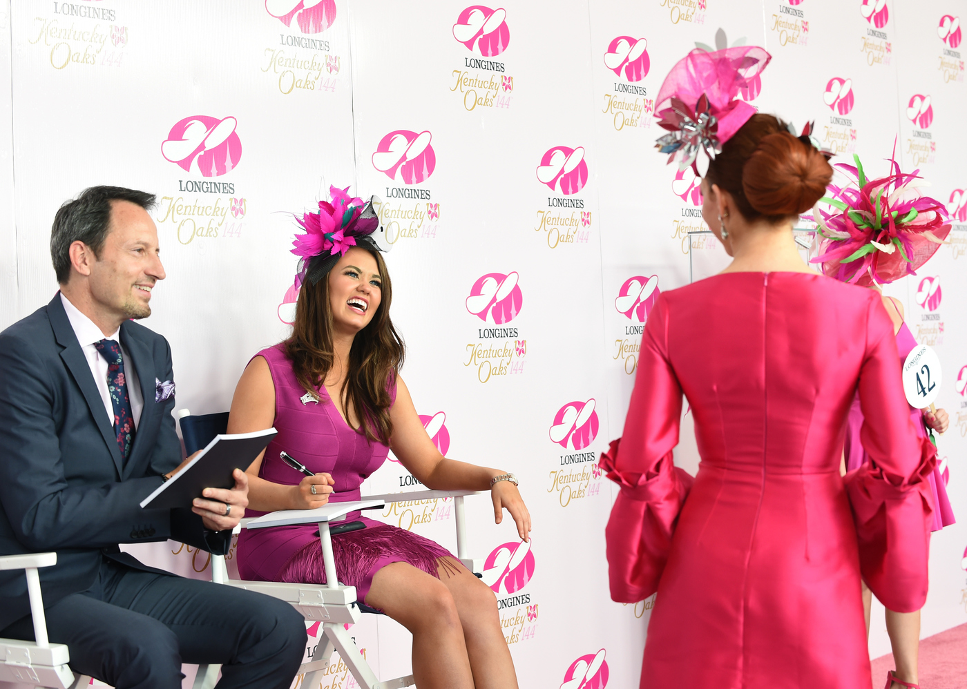 Longines Flat Racing Event: Monomoy Girl's Longines Kentucky Oaks Victory celebrated  at Churchill Downs  1