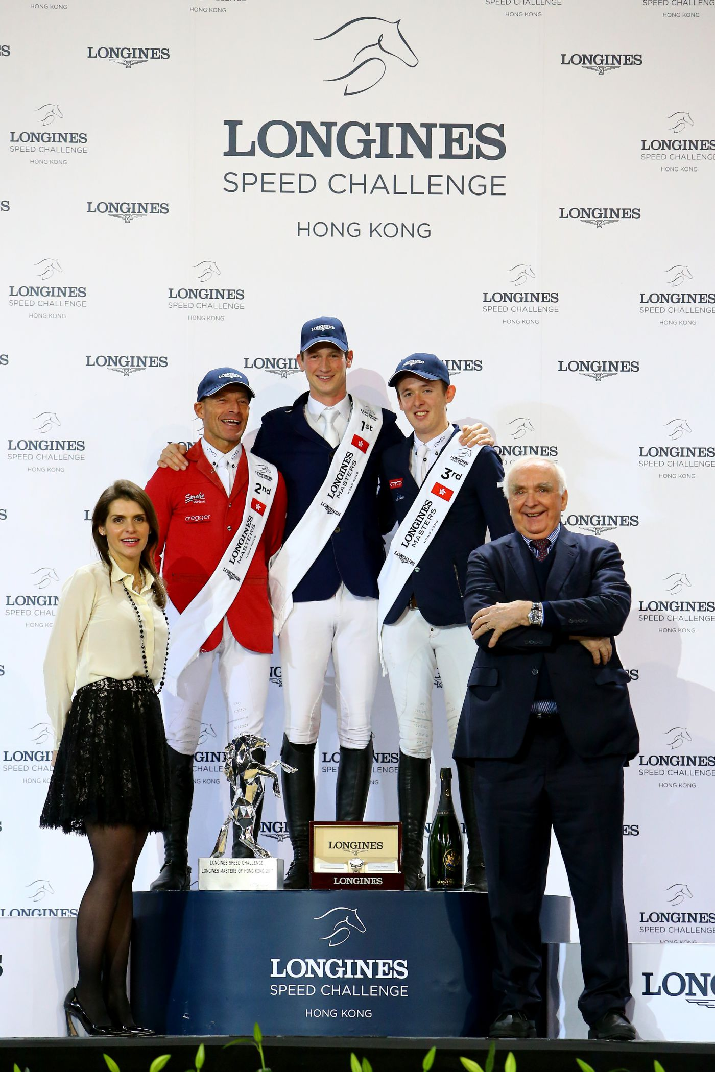 Longines Show Jumping Event: Thrilling emotions during the Longines Speed Challenge, which saw the victory of Daniel Deusser 4