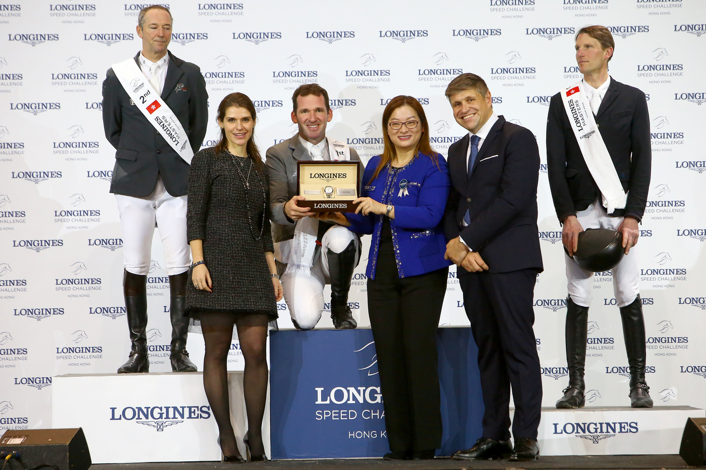 Longines Show Jumping Event: The Longines Masters of Hong Kong: Patrice Delaveau on Aquila HDC takes top class Longines Grand Prix win 10