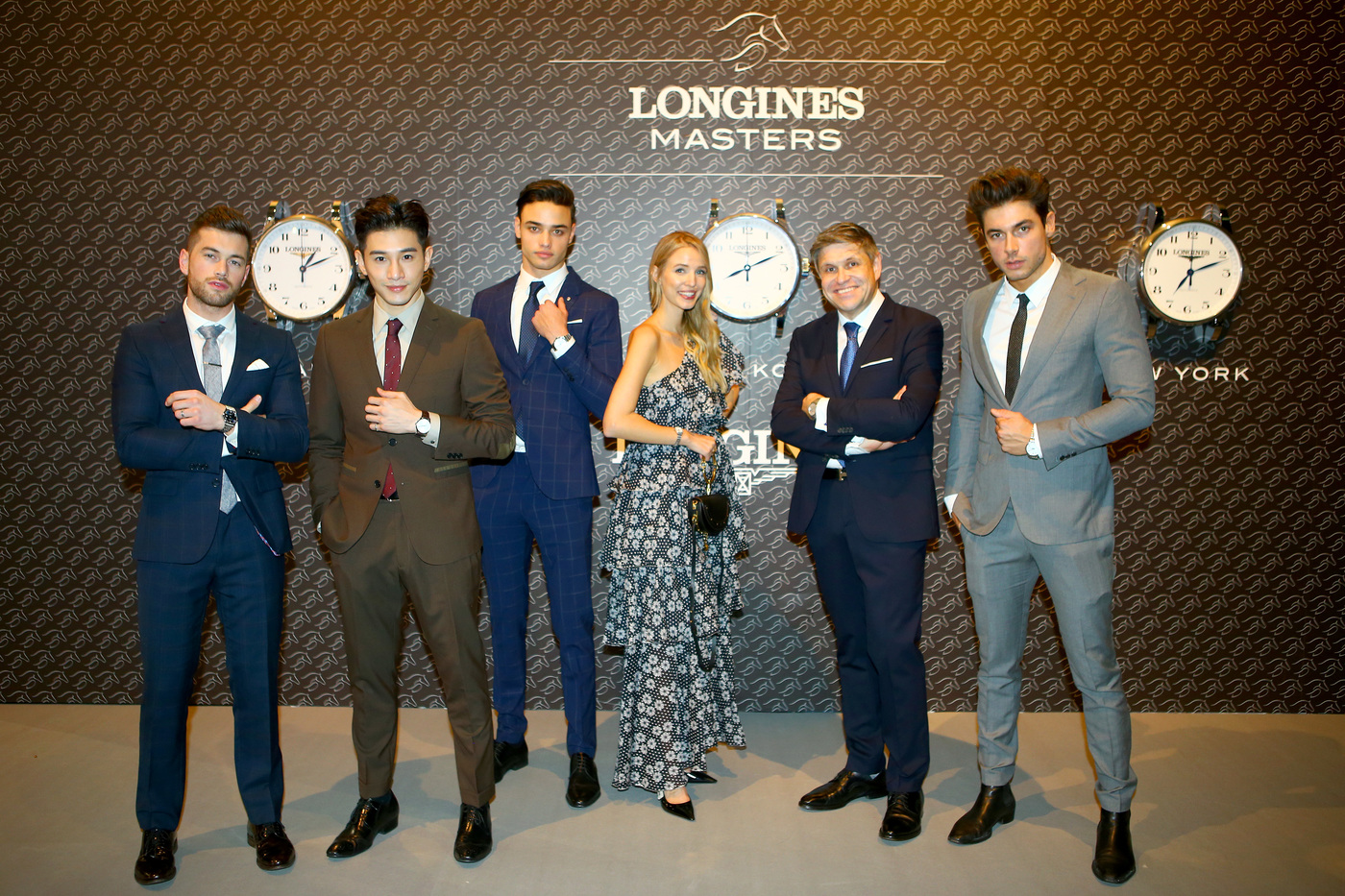 Longines Show Jumping Event: The Longines Masters of Hong Kong: Patrice Delaveau on Aquila HDC takes top class Longines Grand Prix win 13
