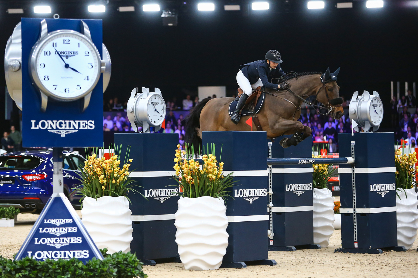 Longines Show Jumping Event: The 2019 Longines Masters of Hong Kong: a perfect mix of sports achievements and glamour  10