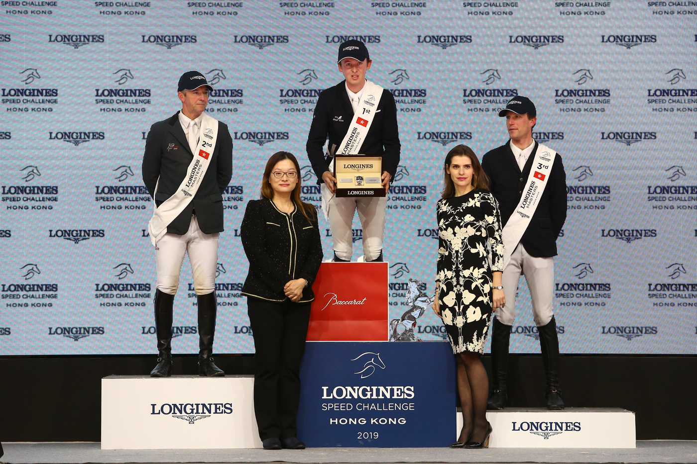 Longines Show Jumping Event: The 2019 Longines Masters of Hong Kong: a perfect mix of sports achievements and glamour  8