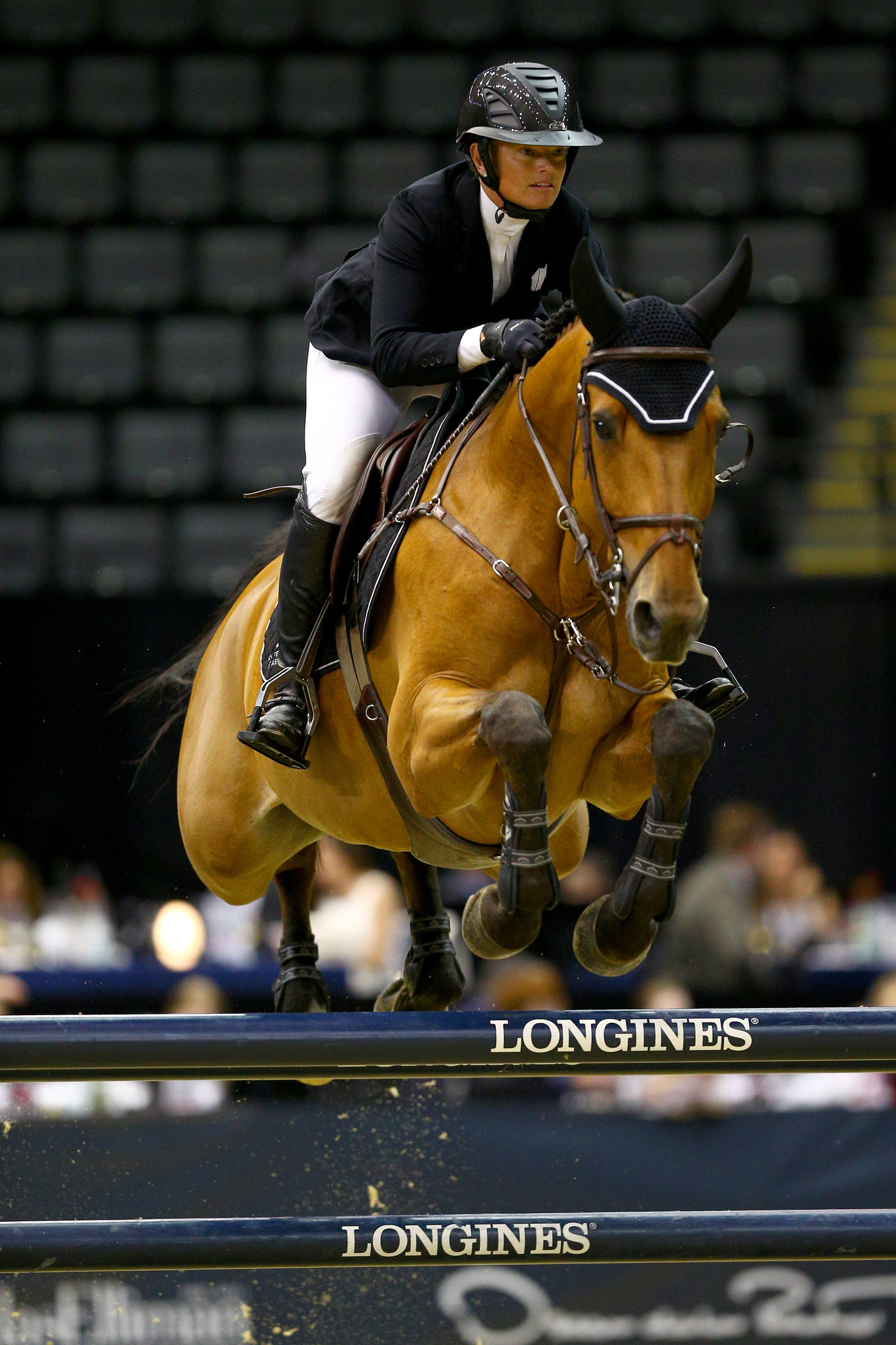 Longines Show Jumping Event: Fantastic McLain Ward takes the first Longines Masters of New York  6